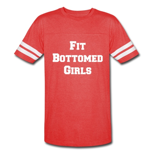 FBG Varsity Tee - Vintage Sport T-Shirt