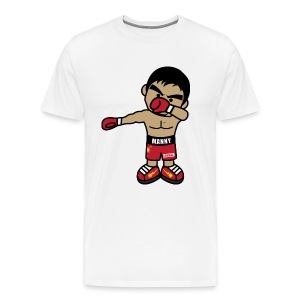 Dabbing Manny Pacquiao By AiReal Apparel - Men's Premium T-Shirt