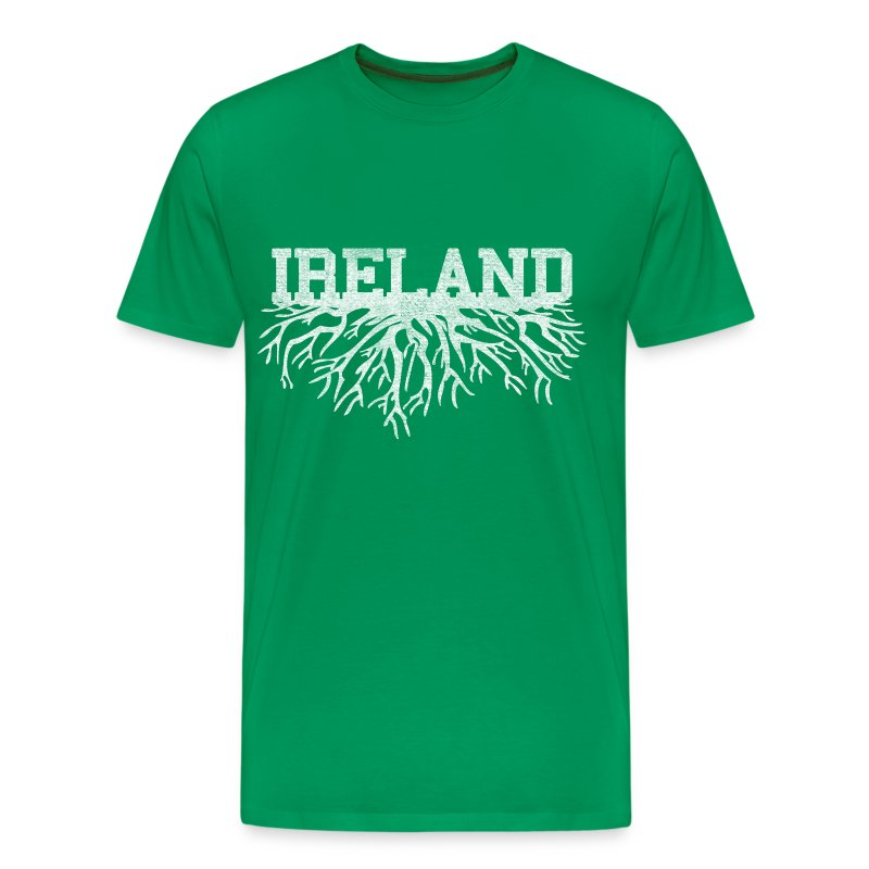 ireland ancestry rooted roots clothing tees t shirt