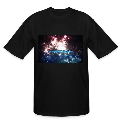 Xenograde Logo Men's Tall T-Shirt  - Men's Tall T-Shirt