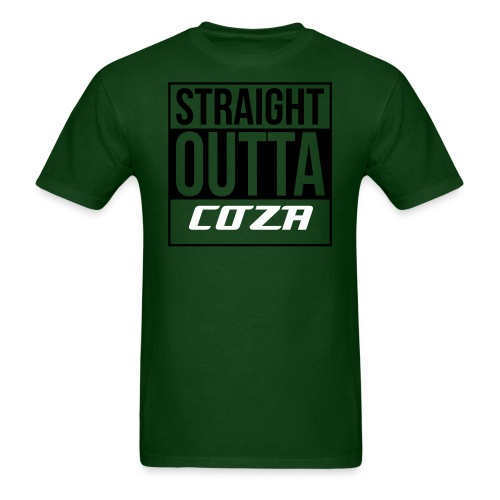 Outta COZA Tees - Men's T-Shirt