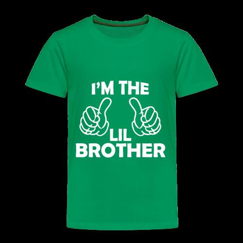 Lil Brother - Toddler Premium T-Shirt