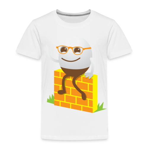 Humpty Dumpty - Toddler Premium T-Shirt