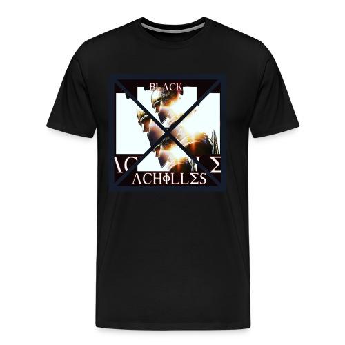 Black Achilles - Men's Premium T-Shirt