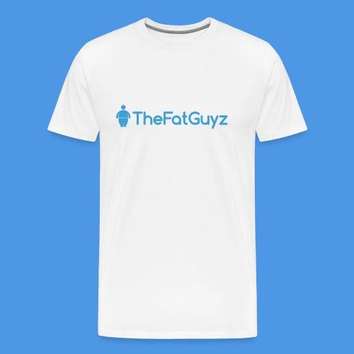 TheFatGuyz Official T-Shirt - Men's Premium T-Shirt