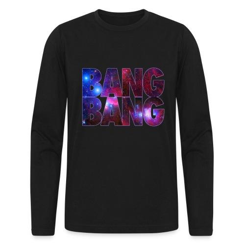 Bang Bang Shooting Shirt - Men's Long Sleeve T-Shirt by Next Level