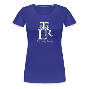 The Leafy Room Logo-Tee - Women's Premium T-Shirt