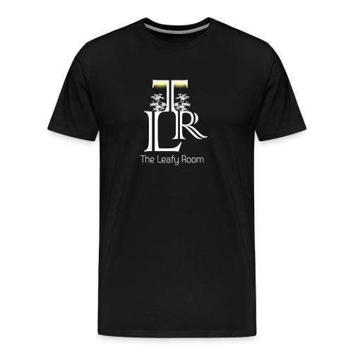The Leafy Room Logo-Tee - Men's Premium T-Shirt
