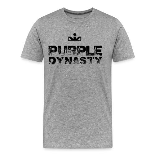 Purple Dynasty T-Shirt - Men's Premium T-Shirt