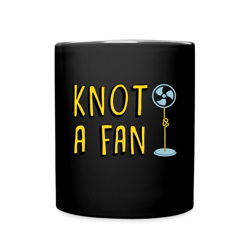 Knot a Fan - Mug  - Full Color Mug