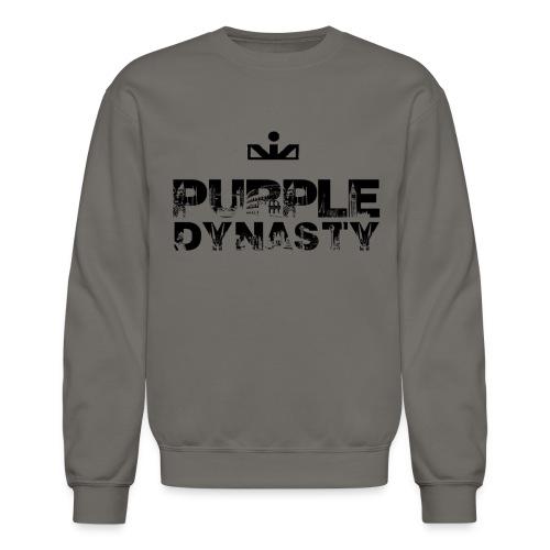 Purple Dynasty Crewneck - Crewneck Sweatshirt