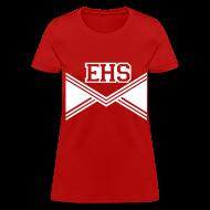 T-Shirts ~ Women's T-Shirt ~ EHS HIGH SCHOOL COSTUME Adult Women Top