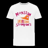 T-Shirts ~ Men's Premium T-Shirt ~ MS walk 2016 (plus)