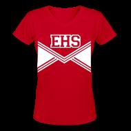 T-Shirts ~ Women's V-Neck T-Shirt ~ EHS HIGH SCHOOL COSTUME Women V-Neck Top