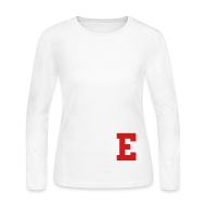 Long Sleeve Shirts ~ Women's Long Sleeve Jersey T-Shirt ~ HIGH SCHOOL COSTUME Long Sleeve Jersey T-Shirt