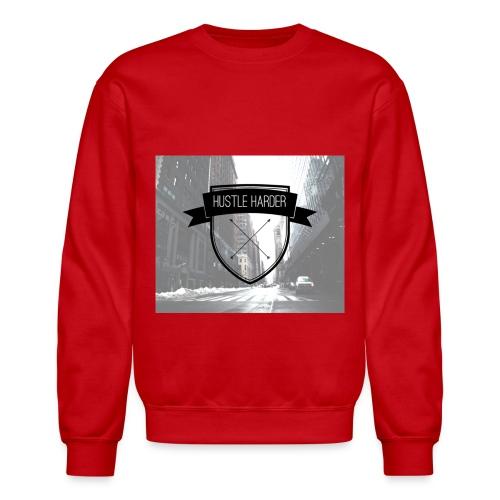 Graphic Shield Crewneck Sweatshirt - Crewneck Sweatshirt