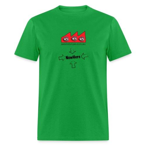 Nowhere - Men  - Men's T-Shirt