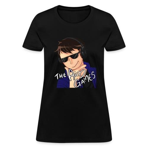 TheAimGames Logo - Women's T-Shirt - Women's T-Shirt