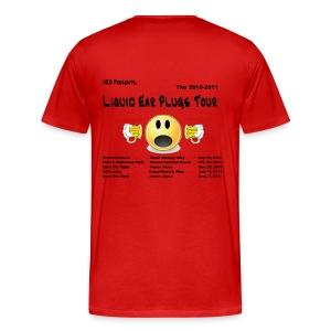 HKO Men's 2011 Old School Tour T - Men's Premium T-Shirt