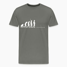Evolution in nowhere Shirt