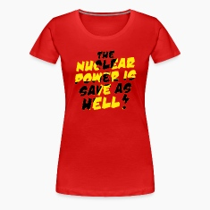 Nuclear Power Women's T-Shirts