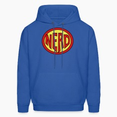Super, Hero, Heroine, Super Nerd Hoodies
