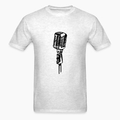 Microphone T-Shirts