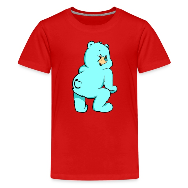 BLUE TEDDY - Kids - Premium Shirt
