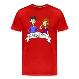 Dat Awkward Moment - MEN - Premium Shirt - Men's Premium T-Shirt