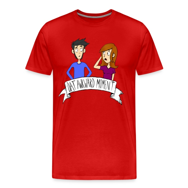 Dat Awkward Moment - MEN - Premium Shirt