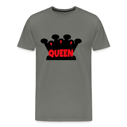 Queen! - Men - Premium T-Shirt - Men's Premium T-Shirt