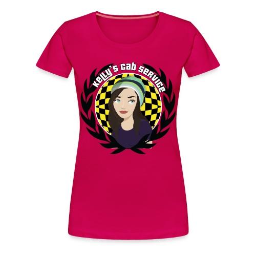 Kelly's Cab Service - WOMEN (Jessica Skuce Design) - Women's Premium T-Shirt