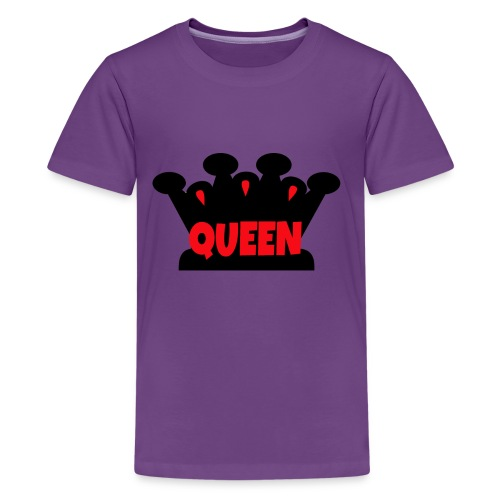 Queen! - Kids - Premium T-Shirt - Kids' Premium T-Shirt
