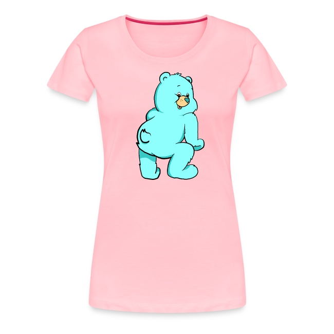 BLUE TEDDY - Women - Premium Shirt