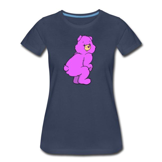 PINK TEDDY - Women - Premium Shirt