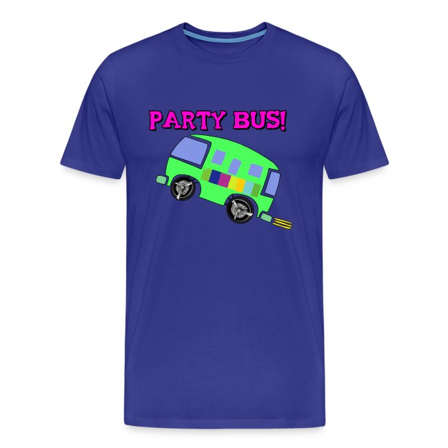 PARTY BUS - MENS - Premium Shirt