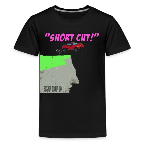 Short-Cut KIDS - Kids' Premium T-Shirt