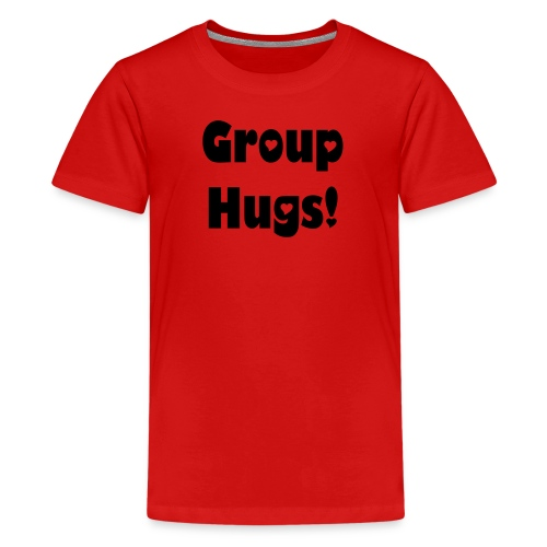 Group Hugs - KIDS - Kids' Premium T-Shirt