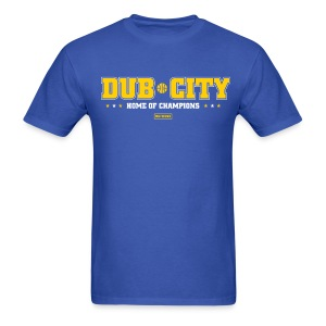 Dub City Champions Tee - Men's T-Shirt