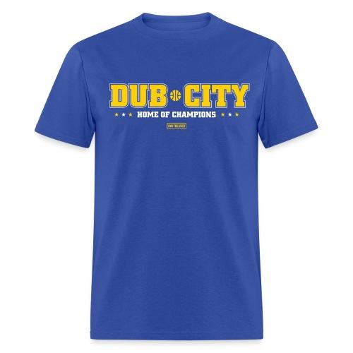 Dub City Champions Tee - Men's T-Shirt