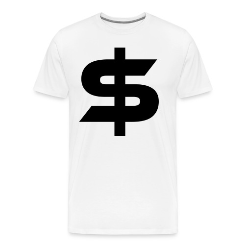 The $ Shirt - Men's Premium T-Shirt