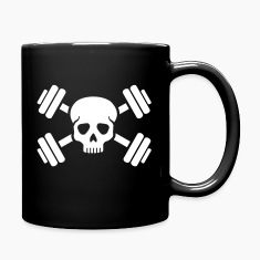 Bodybuilding Mugs & Drinkware