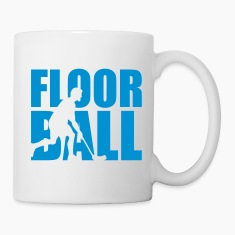 Floorball Mugs & Drinkware