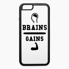 Brains Over Gains