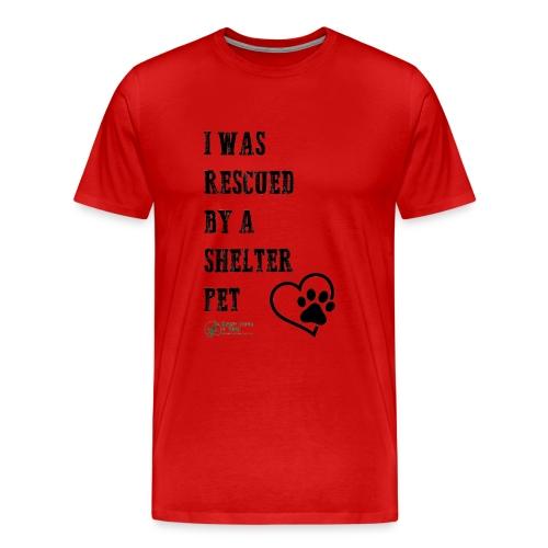 Adult T-Shirt - Men's Premium T-Shirt