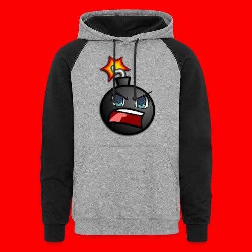 BombSquad Hoodie - Colorblock Hoodie