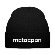 Sportswear ~ Knit Cap with Cuff Print ~ MetaCPAN Cap