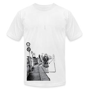 Goodnight Punpun - Men's Fine Jersey T-Shirt