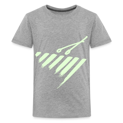 Marimba bars - Kids' Premium T-Shirt