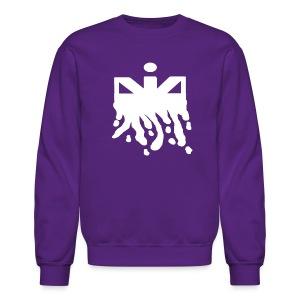 PD White Stain Crewneck - Crewneck Sweatshirt